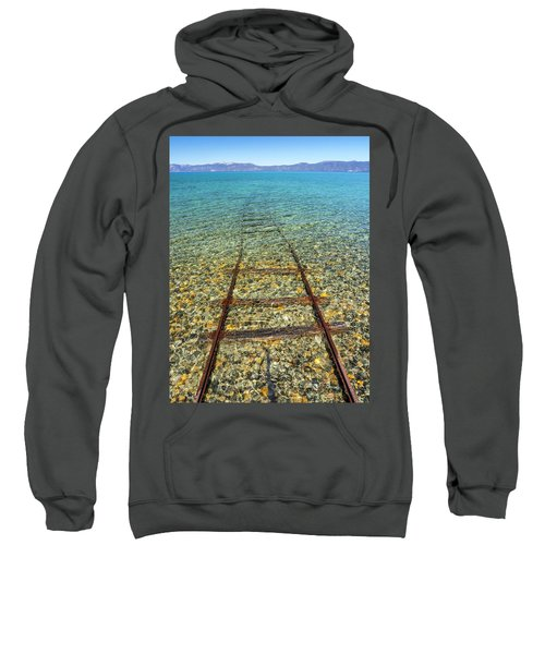 Underwater Railroad Sweatshirt