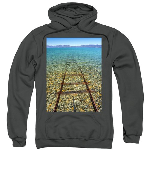 Underwater Railroad Sweatshirt