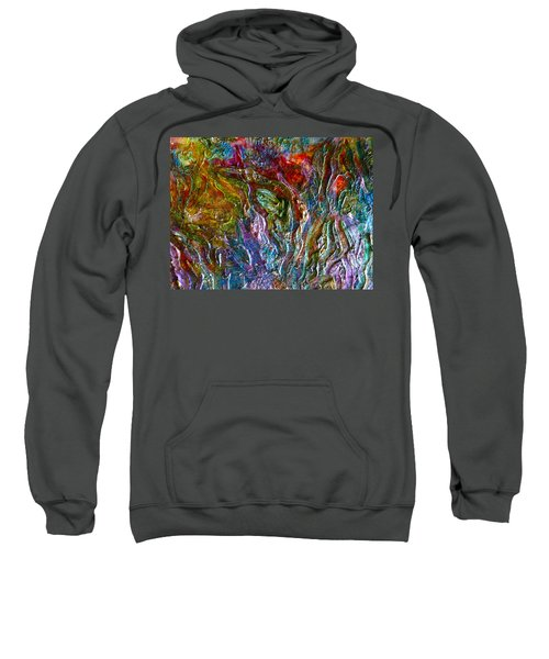 Underwater Seascape Sweatshirt
