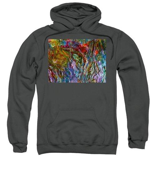 Underwater Seascape Sweatshirt