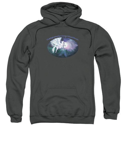 Unicorn And The Universe Sweatshirt