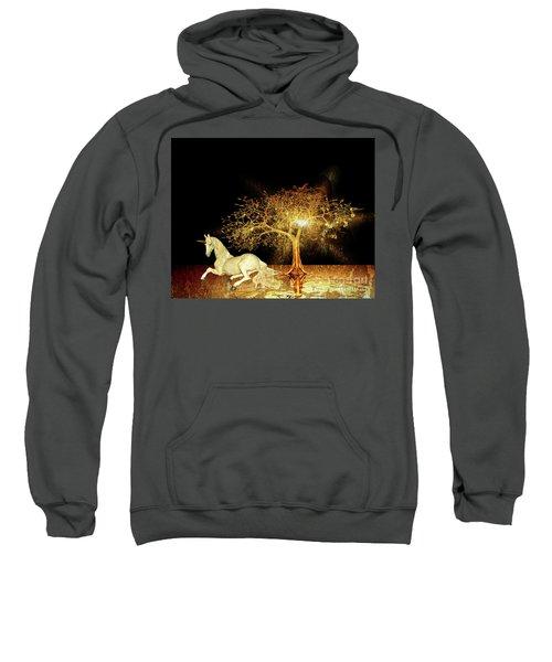 Unicorn Resting Series 1 Sweatshirt