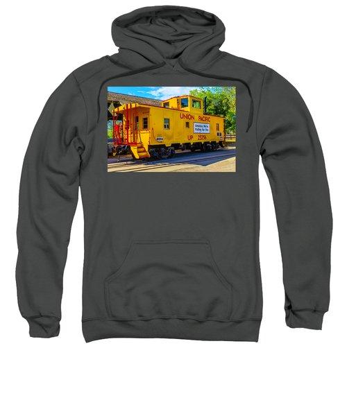Union Pacific Caboose Sweatshirt