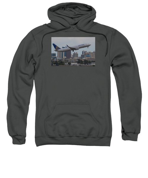 United Airlinea Sweatshirt