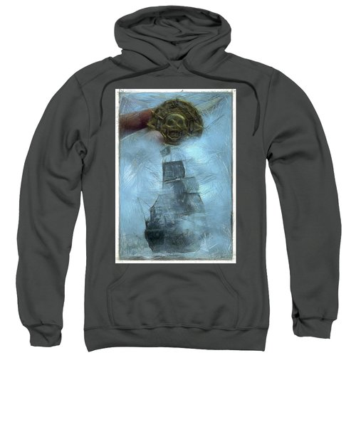 Unnatural Fog Sweatshirt by Benjamin Dean