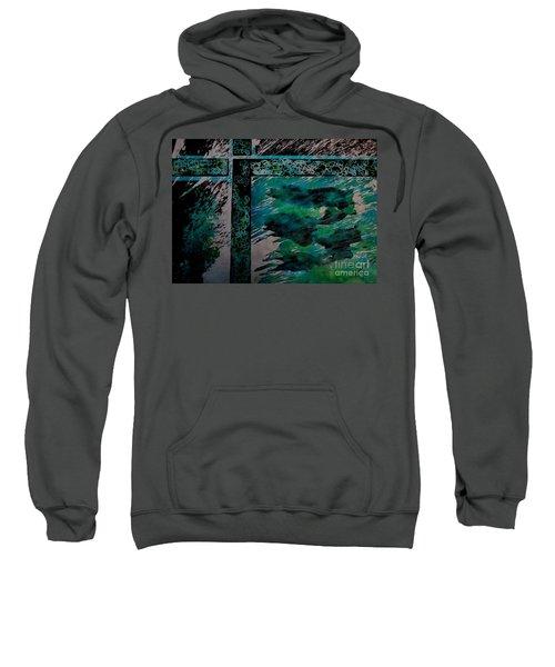 Fencing-1 Sweatshirt