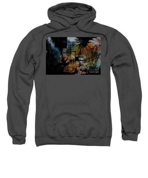 Cross Line Sweatshirt