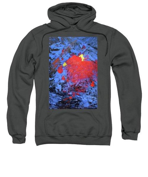 Untitled Abstract-7-817 Sweatshirt