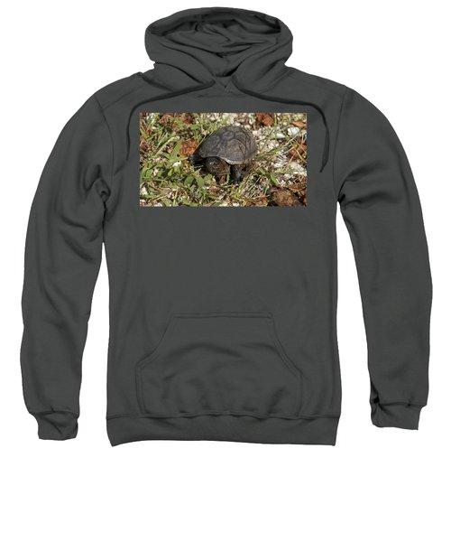 Up Close With Slow Sweatshirt