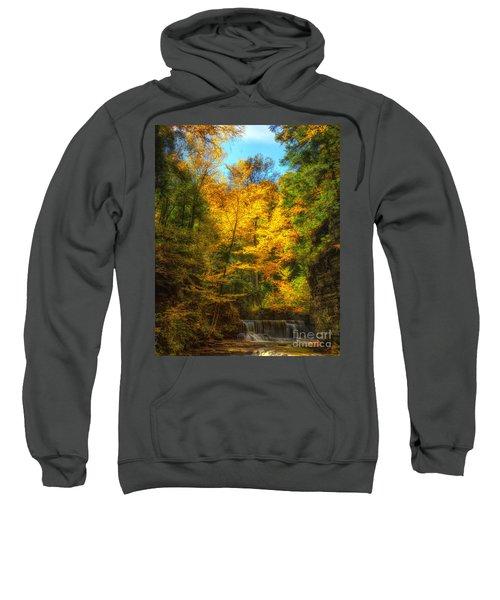 Upper Pinnacle Falls Sweatshirt