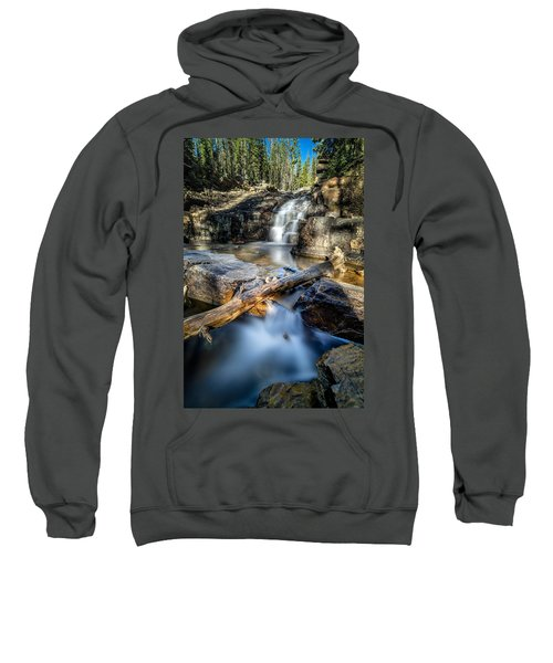 Upper Provo River Falls Sweatshirt