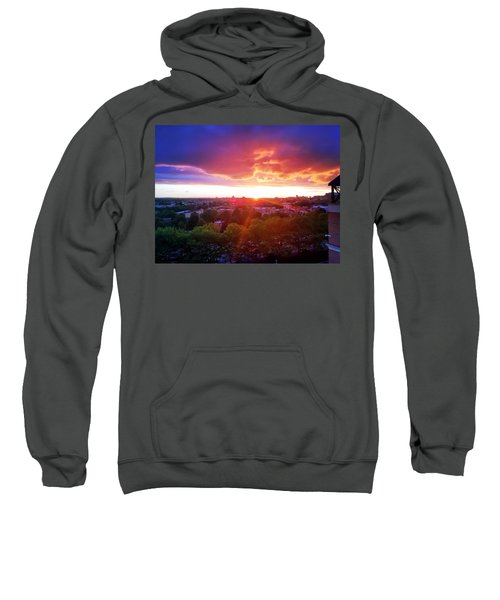 Urban Sunset Sweatshirt