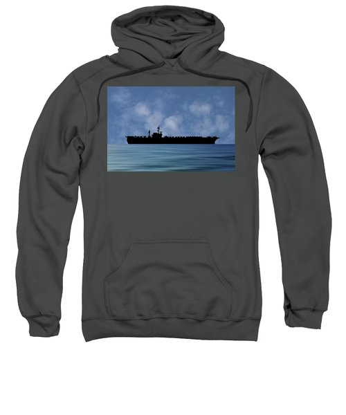 Uss Constellation 1956 V1 Sweatshirt