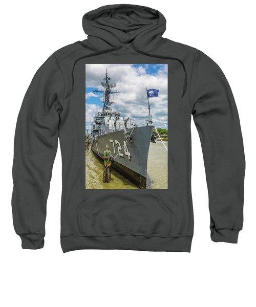 Uss Laffey Dd-724 Sweatshirt