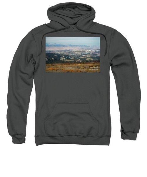 Utah A Patchwork Sweatshirt