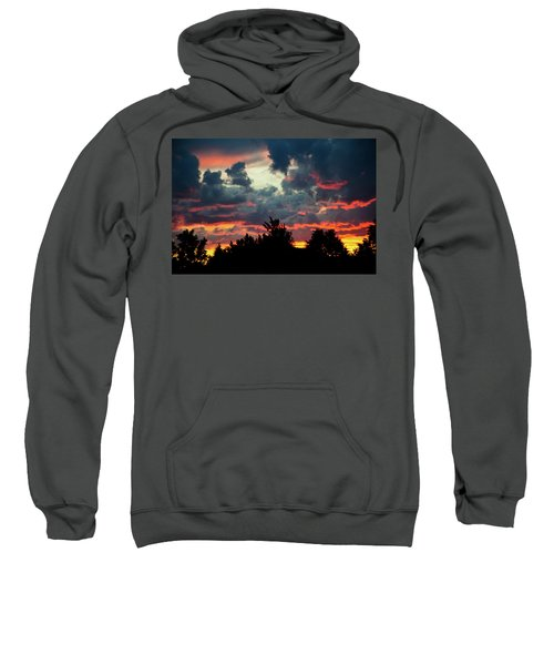Utah Sunset Sweatshirt