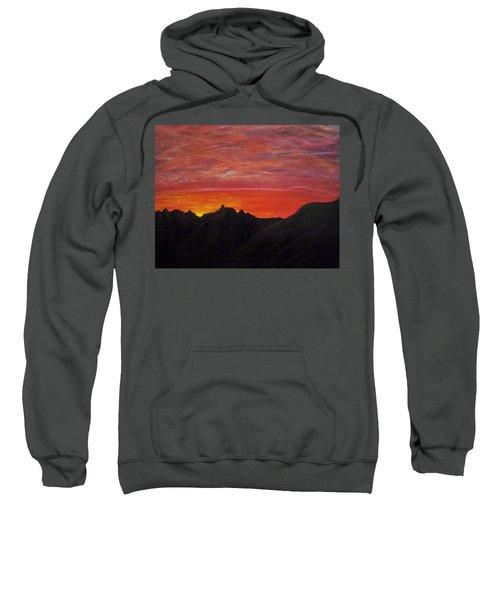 Utah Sunset Sweatshirt