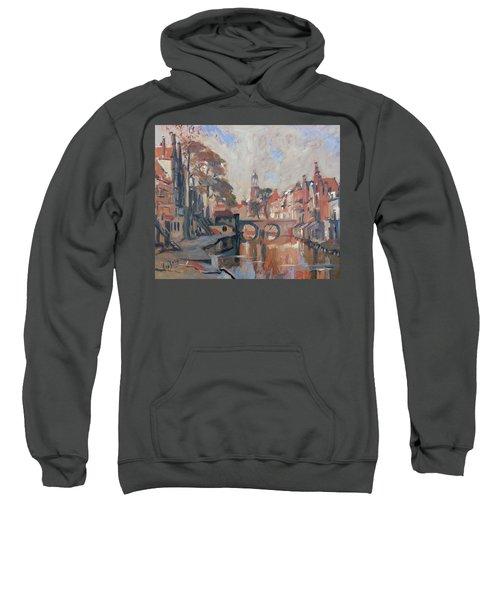 Utrecht Autumn Canal Sweatshirt