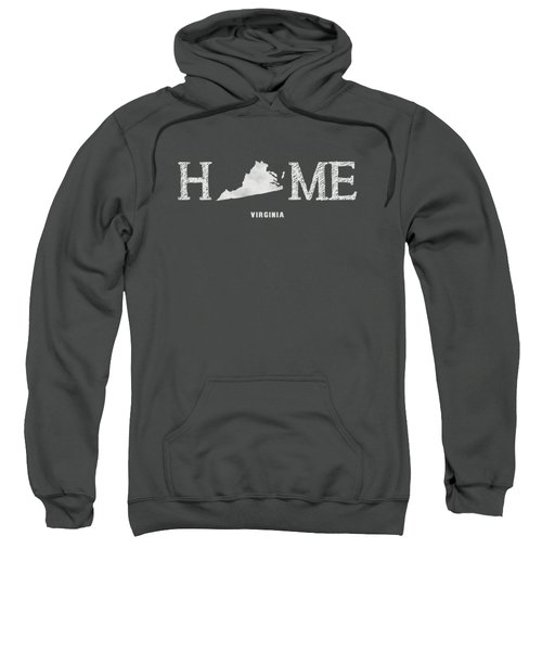 Va Home Sweatshirt by Nancy Ingersoll