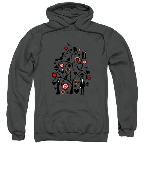 Vampire Art Sweatshirt
