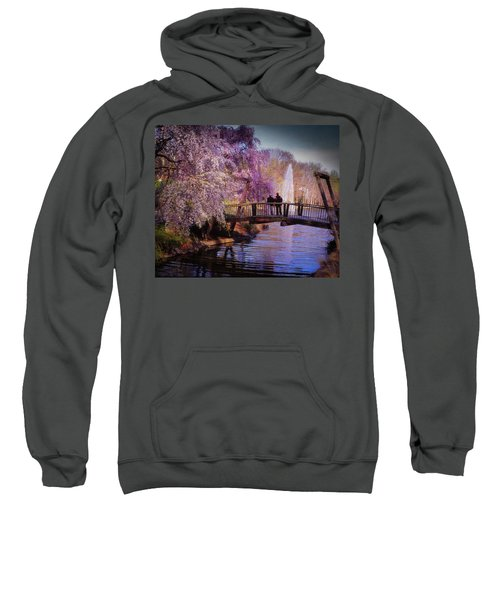 Van Gogh Bridge - Reston, Virginia Sweatshirt