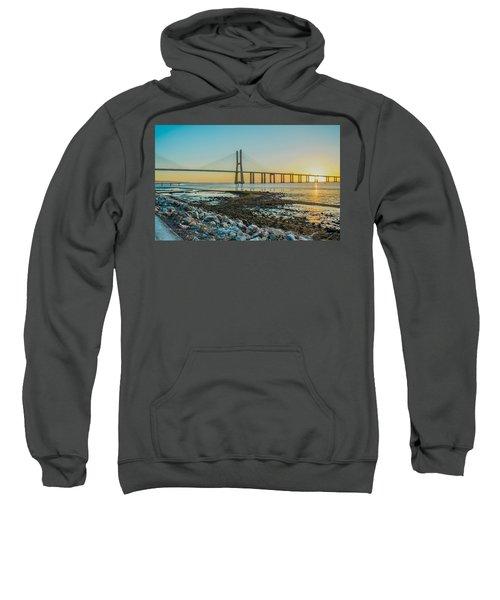 Vasco Da Gama Bridge Sweatshirt