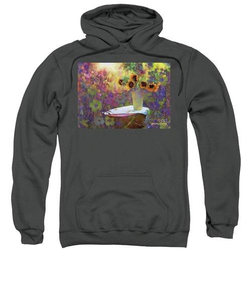 Vase De Fleurs 2017 Sweatshirt