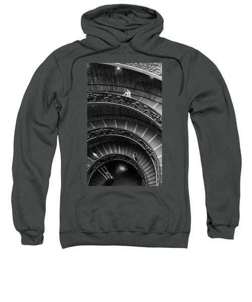 Vatican Stairs Sweatshirt