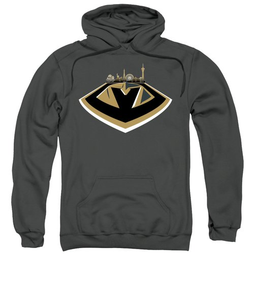 Vegas Golden Knights With Skyline Sweatshirt