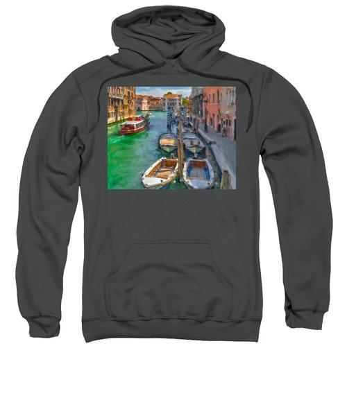 Venezia. Cannaregio Sweatshirt