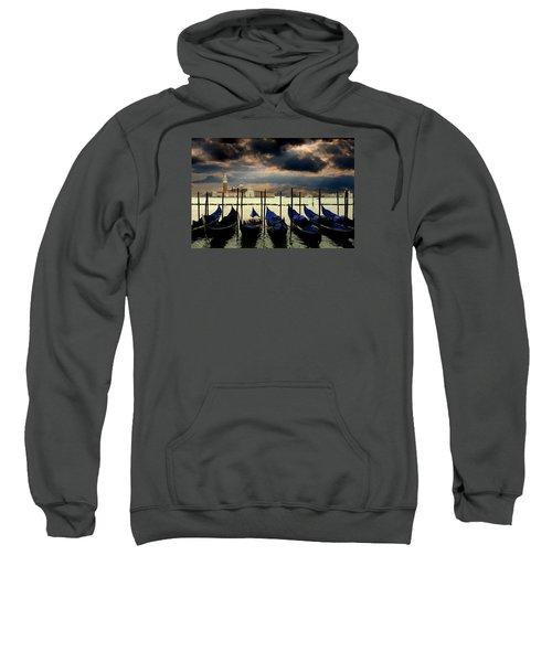Venice-3r3 Sweatshirt by Alex Ursache