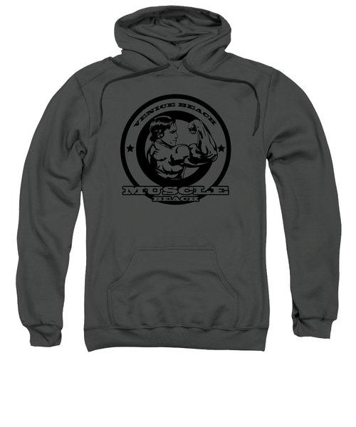 Venice Beach Arnold Muscle Sweatshirt