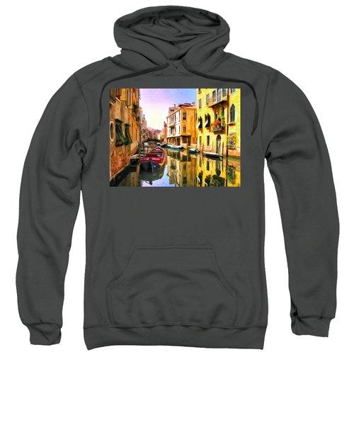 Venice Morning Sweatshirt