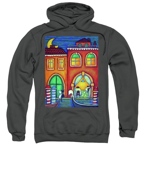 Venice Valentine II Sweatshirt