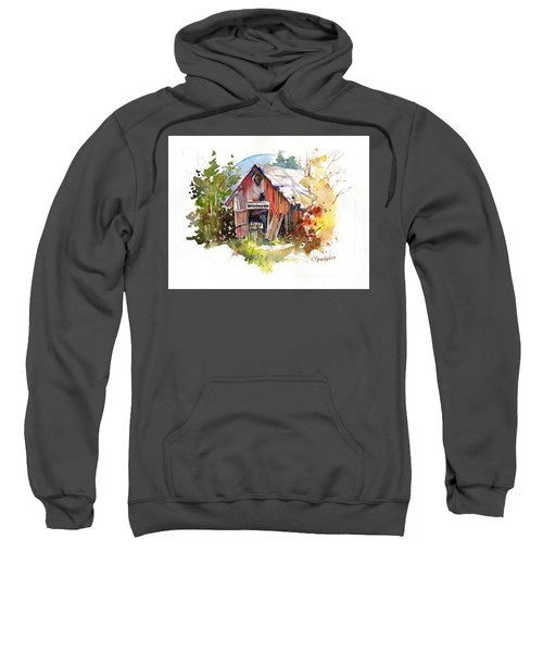 Vermont Barn Sweatshirt