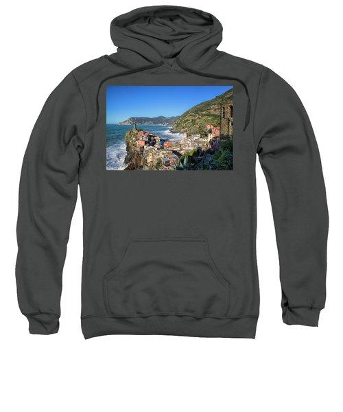 Vernazza In Cinque Terre Sweatshirt