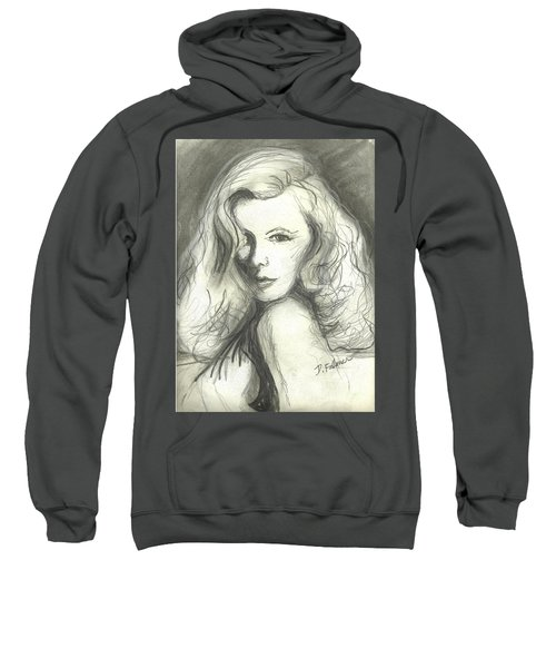Veronica Lake Sweatshirt