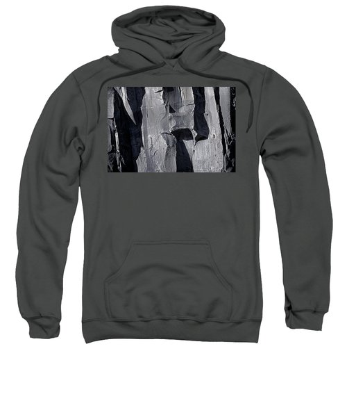 Vertical Trails Sweatshirt