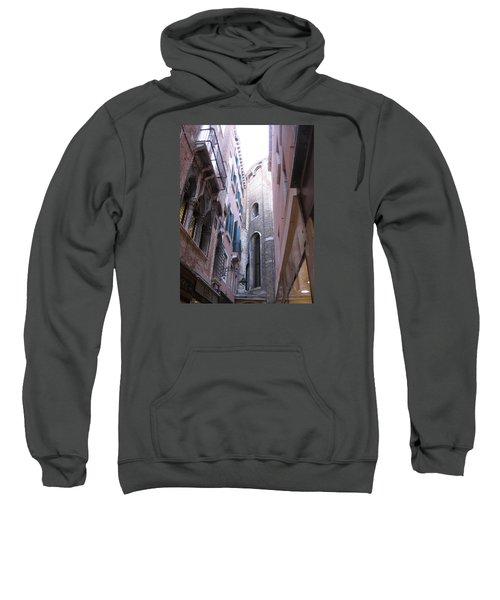 Vertigo In Venice Sweatshirt