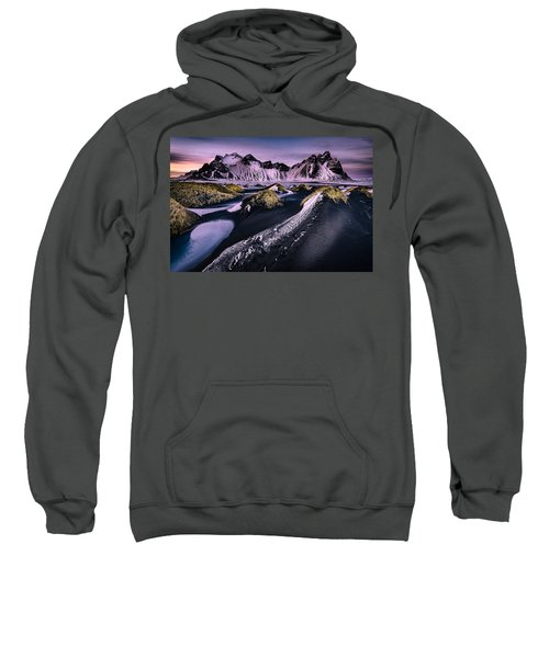 Vestrahorn, South Iceland Sweatshirt
