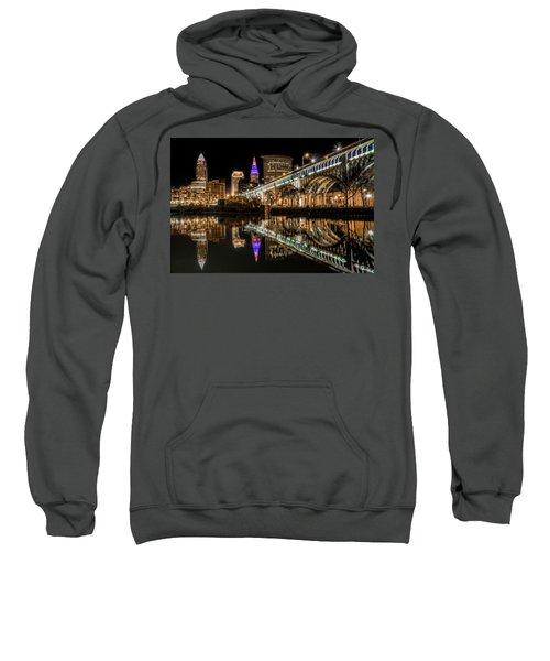 Veterans Memorial Bridge Sweatshirt