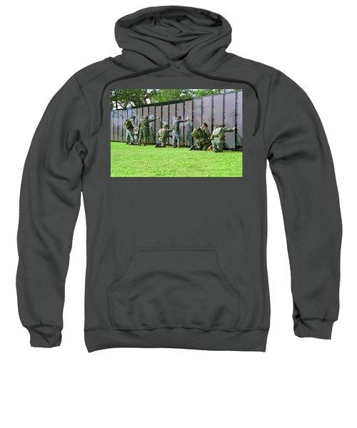 Veterans Memorial Sweatshirt