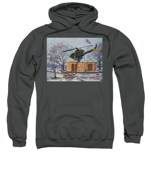 Veterans Memorial Park In Tonawanda Sweatshirt