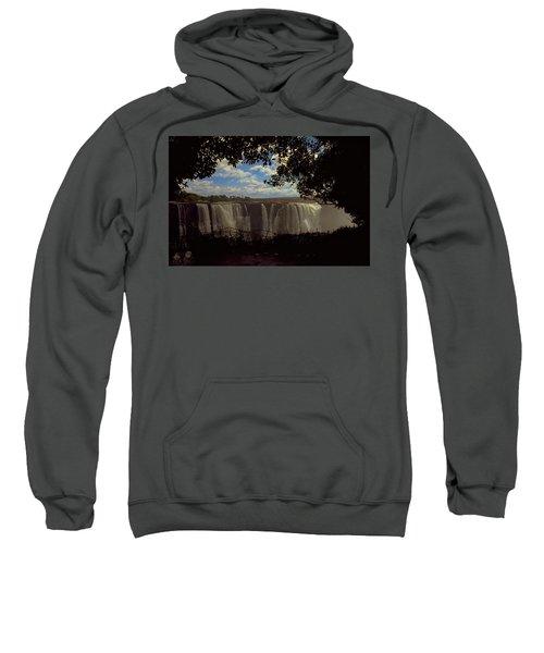Victoria Falls, Zimbabwe Sweatshirt