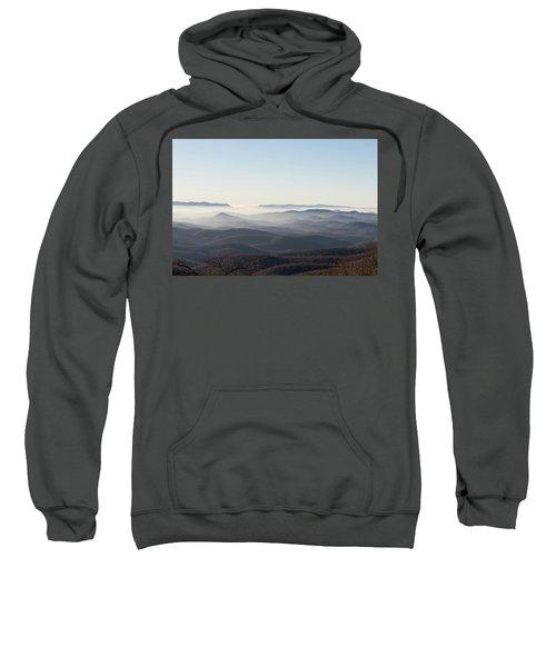 View From Blood Mountain Sweatshirt