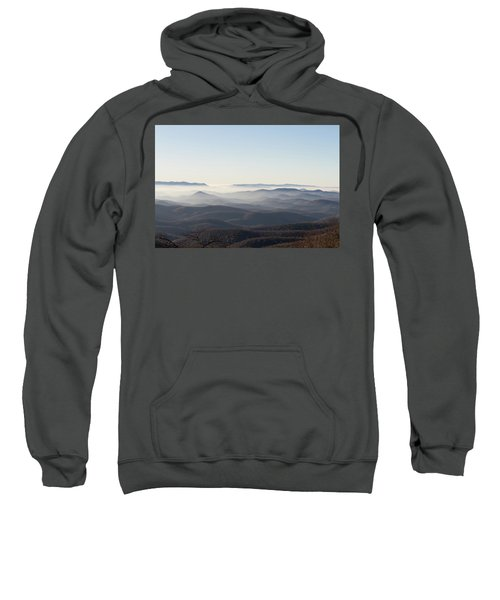 View From Blood Mountain Sweatshirt
