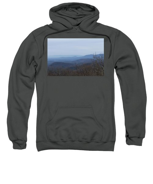 View From Springer Mountain Sweatshirt