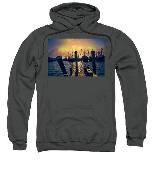 View From The Dock Sweatshirt