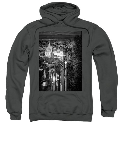 View From The Hill Sweatshirt