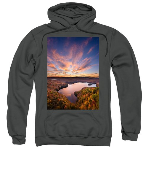 View From The Ledge Sweatshirt